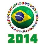 Brazil 3-3506