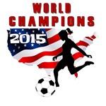 Women's Soccer Champions 2015 g