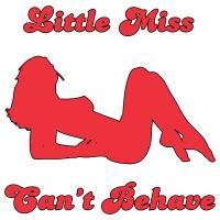 LITTLE MISS CAN'T BEHAVE