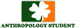 Irish ANTHROPOLOGY STUDENT