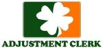 Irish ADJUSTMENT CLERK
