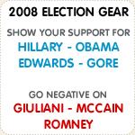 2008 Democrat Presidential Candidates