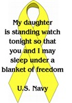 Daughter Freedom Blanket