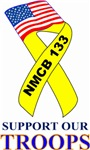 Support our troops NMCB 133