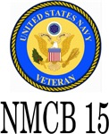 US Navy Veteran NMCB 15