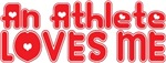 An Athlete Loves Me