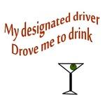 Alcoholic Humor