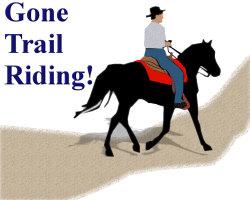 MFT Gone Trail Riding!