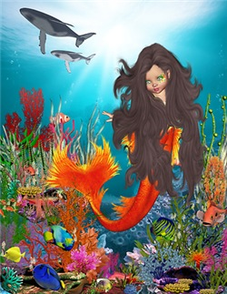 Best Seller Merrow Mermaid 3