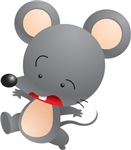 Cute and Cuddly Baby Mouse