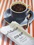 Coffee Cup, Newspaper