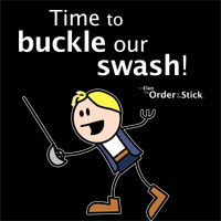 Elan: Buckle Our Swash!