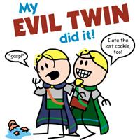 Nale: My Evil Twin Did It!