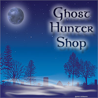 Ghost Hunter T-shirts & Gifts Shop