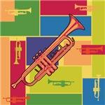 Trumpet Colorblocks
