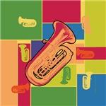 Tuba Colorblocks