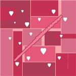 Flute Hearts