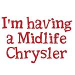 Midlife Chrysler - Red Text