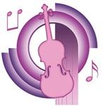 Violin Deco3