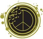 Olive Circle Peace