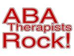 ABA Therapists Rock!