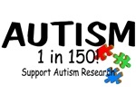 1 in 150 (Support Research)