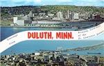 Duluth Minnesota Historic Postcard Images