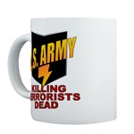 U.S. Army Kills Terrorists Mugs & Gifts