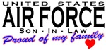 Proud United States Air Force Son-in-Law