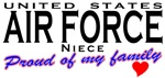 Proud United States Air Force Niece