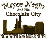 Mayor Nagin and his Chocolate City WITH NUTS!