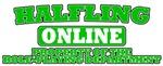 Halfling Online T-shirts, Merchandise & Gifts