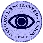 National Enchanters Union Local 13 T-shirts & Gift