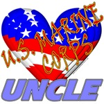 U.S. Marine Corps Uncle T-shirts & Gifts