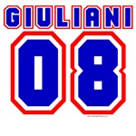 Giuliani 08 Presidential T-shirts & Gifts