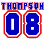 Fred Thompson 08 Baseball Style Design