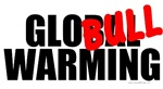 Global (Globull) Warming T-shirts & Gifsts