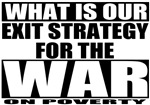 War on Poverty (Evil Conservative) T-shirts & Gift
