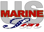 US Marine Corps Son Stars & Stripes