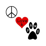 Peace Love & Paws