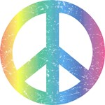 Love & Peace Rainbow