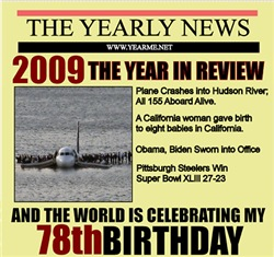 78 birthday