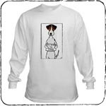 Whine Tri-Color Jack Russell T-Shirts