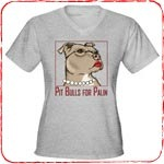 PitBulls for Palin T-Shirts and Gifts