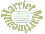 Harriet Martineau Quote