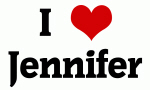 I Love Jennifer