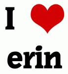 I Love erin