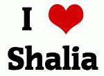 I Love Shalia