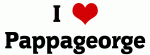 I Love Pappageorge
