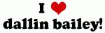 I Love dallin bailey!